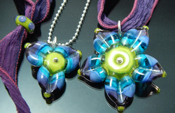 Lovely Bloom Pendants