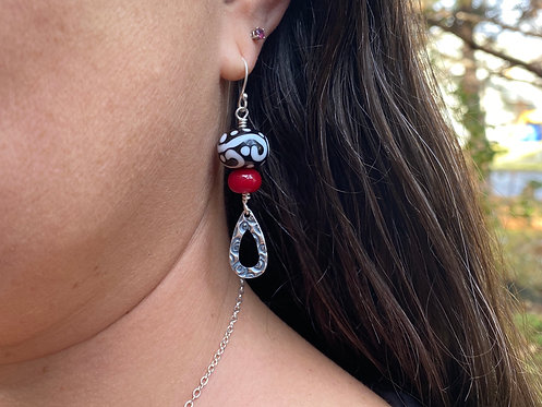 Earrings | Resilient with Dangles | Limited Edition