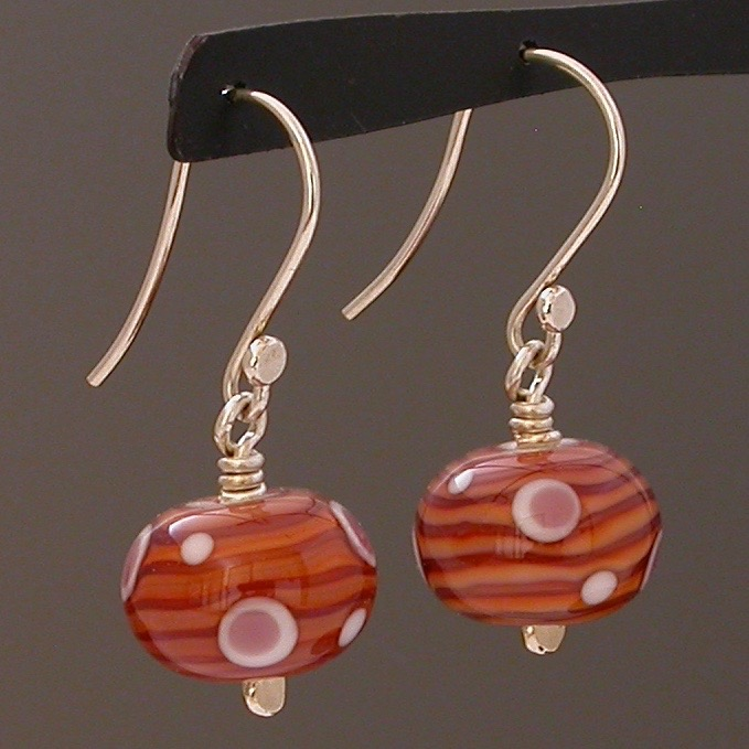 Aloha Stripe Earrings