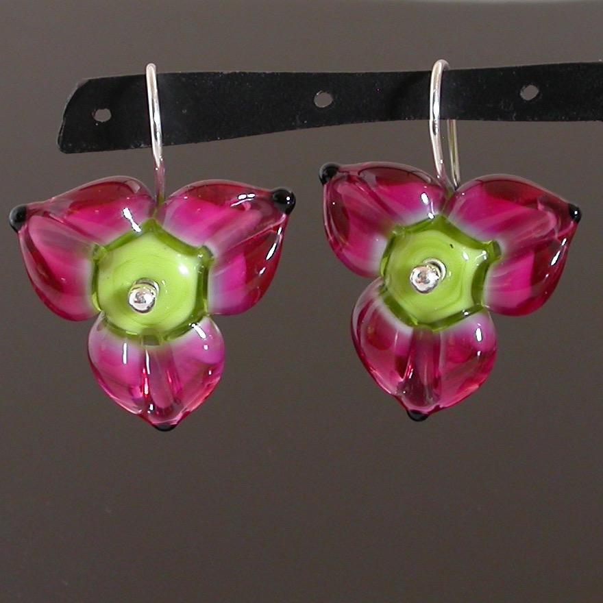 Lovely Bloom Earrings