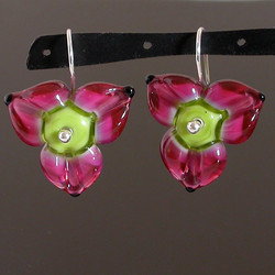 Lovely Bloom Earrings