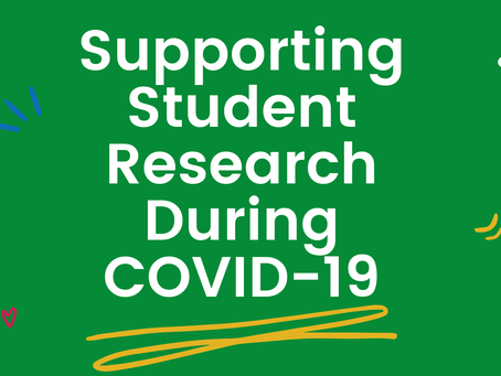 Pandemic Student Research Symposia