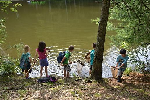 Summer Camp Pond Search.jpg
