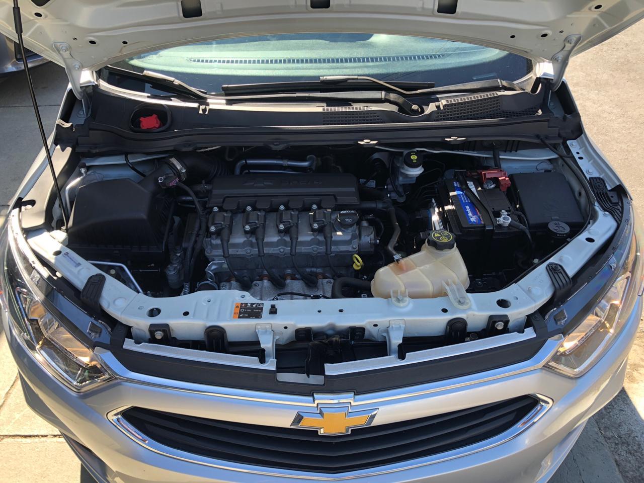 GM Prisma LTZ 1.4 Mylink OnStar 2017