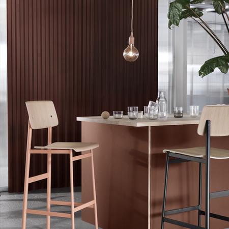 Loft-bar-stool-dusty-rose-black-E27-terr