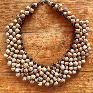sustainable necklace