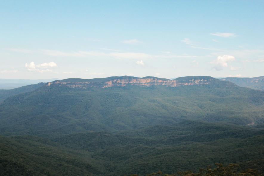 BLUE MOUTAINS, AUSTRALIA