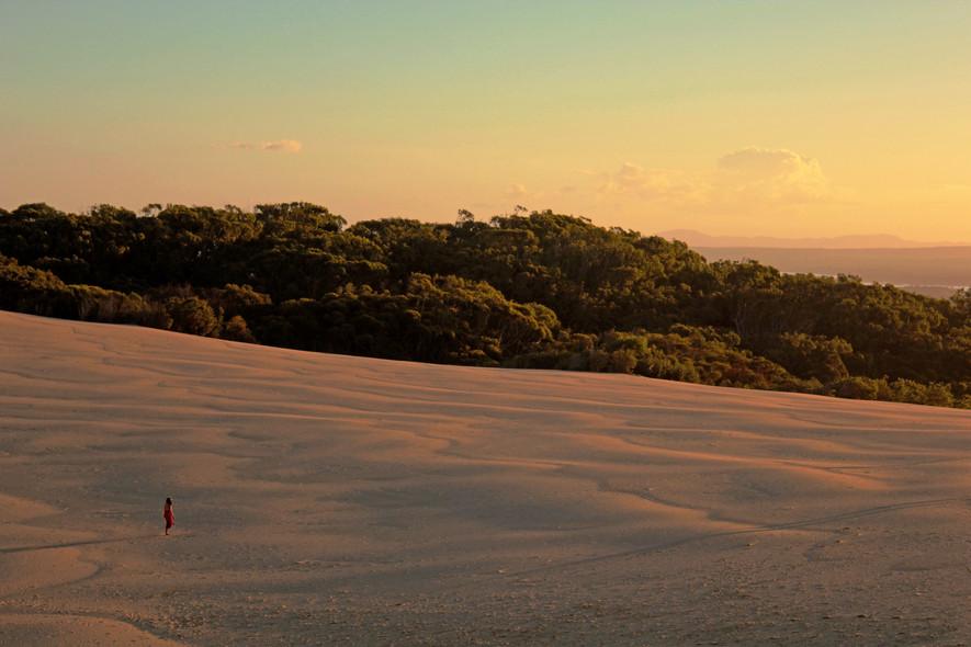 RAIINBOW BEACH, AUSTRALIA