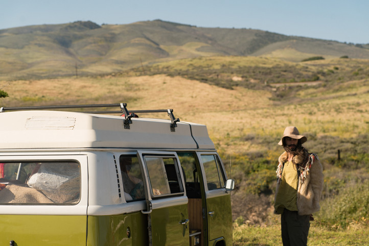 The Road to Jalama