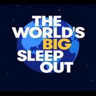 The World's Big Sleep Out