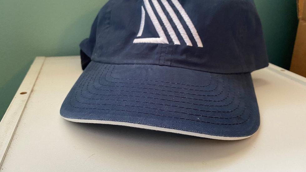 Daywalkerz Hat - Navy w/White Stitch