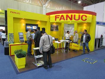 Fanuc Stands Monterrey