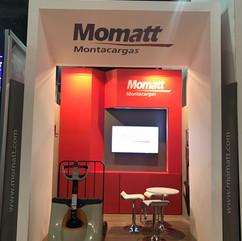 Momatt Stands Monterrey