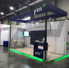 Yza Stands Monterrey