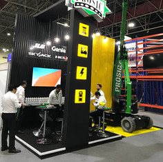 Prosic Stands Monterrey