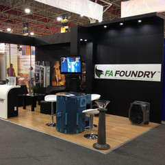Fa Foundry Stands Monterrey
