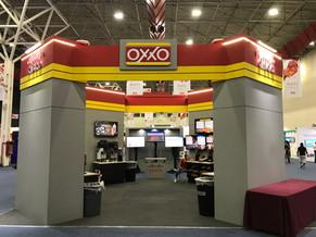 Oxxo Stands Monterrey