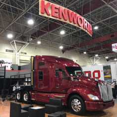 Kenworth Stands Monterrey