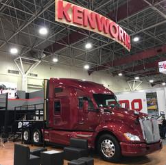 Kenworth Stands Monterrey