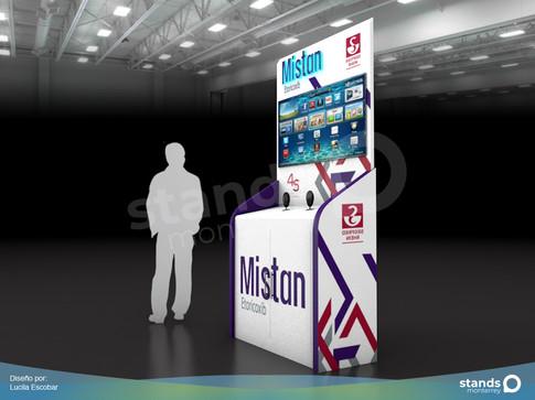 Mistan Stands Monterrey