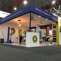 Surtidor Eléctrico Stands Monterrey