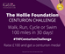 Walk, Run or Swim 100 miles in 30 days!