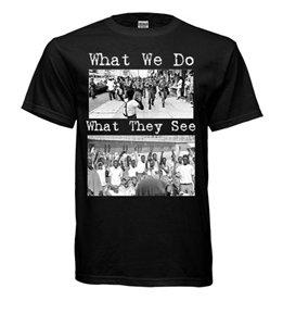What We Do vs. They See