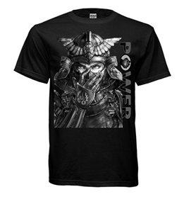Samurai Mask-Off