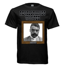 Revolutionist Emiliano Zapata