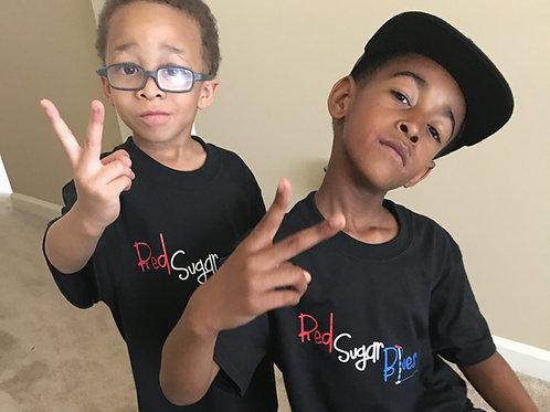 Red Sugar Blues T-Shirt (Youths)