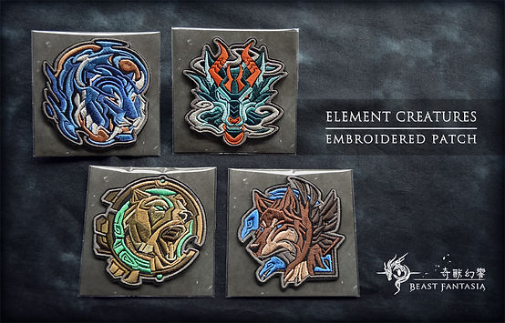 Element creatures patch