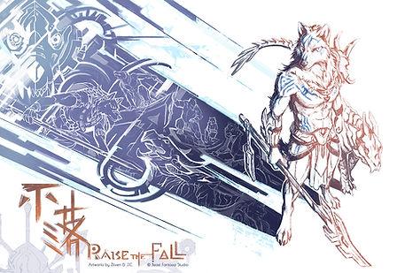 Raise the fall