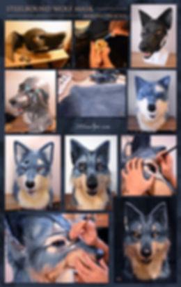 Steelbound wolf making of.jpg