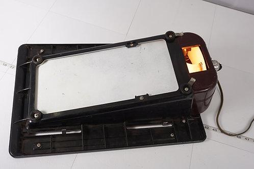 Ca 1950s Speed- O -scope Lightbox, Model E - Mimeograph Sten