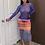 Thumbnail: Kahla Mesh Aztec Dress (restocking soon)