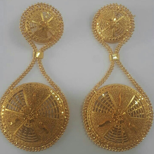 Sai earrings