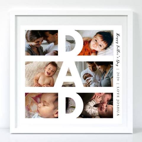 DAD, GPA or POP Frame