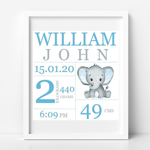 Blue Elephant Classic Frame