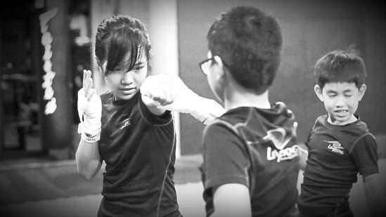 Liên Phong Trẻ Em | MMA kids | Vietnam