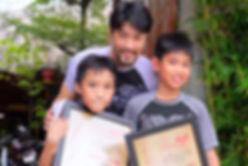 Liên Phong MMA trẻ em | Promotion Certificate