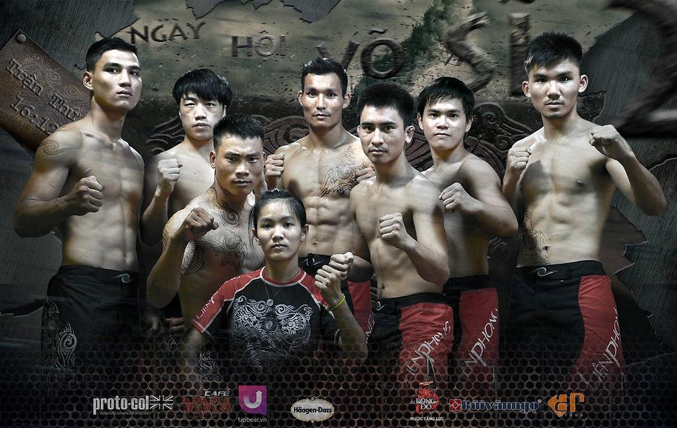 Đội Thi Đấu Liên Phong - Fight Team
