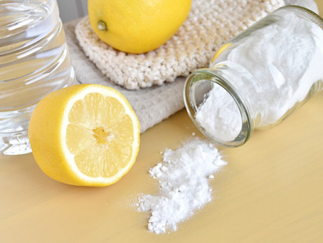 Life Hacks For Living Sustainably - 2 - Make Kitchen Cleaning Hassle-Free With Amazing Lemon Hacks