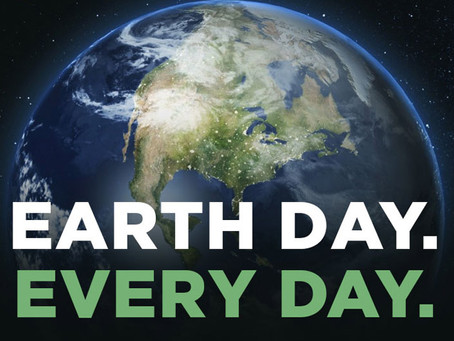 Recap of Earthday 50th anniversary