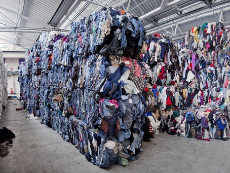 5 Ways to Reduce Clothing Waste