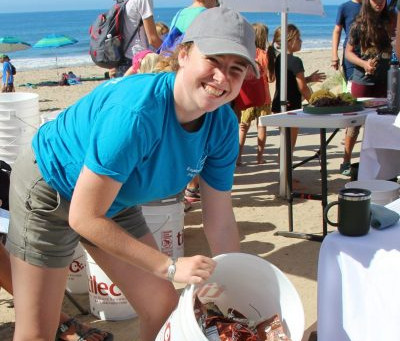Beach Clean up with Explore Ecology - next one on October 10th!