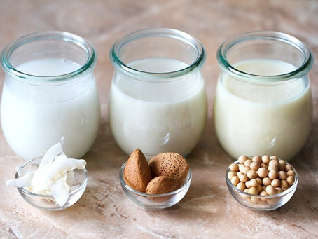 10 top tips to help you go dairy-free