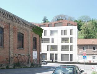 Višestambena zgrada u Medvedgradskoj