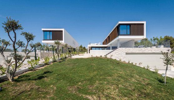 Dvije kuće u Primoštenu