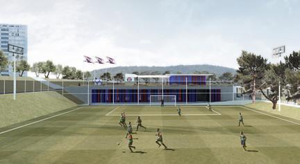 Stadion nogometne akademije HNK Hajduk