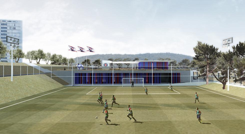 HNK Hajduk Academy Stadium